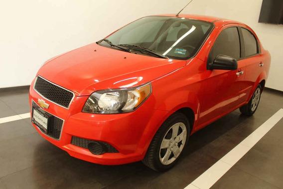 Chevrolet Aveo 2017 4p Lt L4/1.6 Aut