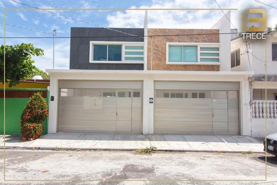 Hermosa Casa Ubicada A Cinco Cuadras De Ejército Mexicano