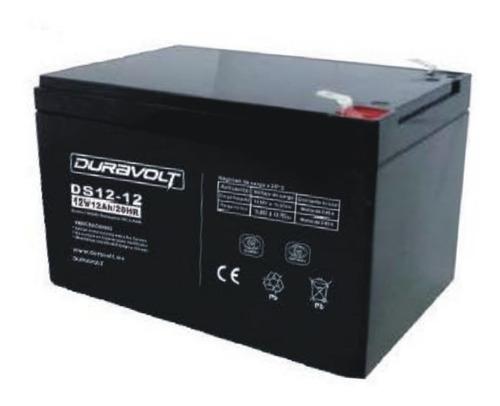Imagen 1 de 1 de Bateria 12 Volts Reemplazo Mattel Powerwheels Prinsel Perego