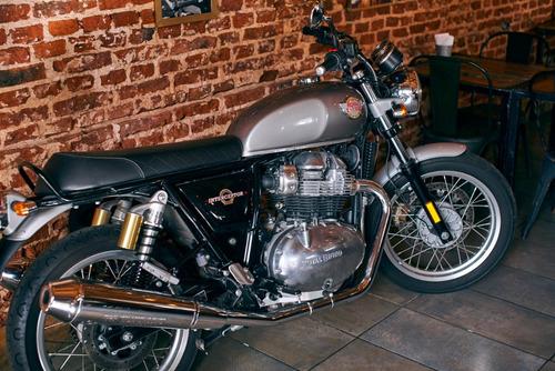 Royal Enfield 650cc ( No Triumph No Bwm No Benelli )