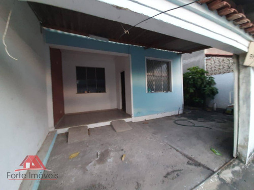 Casa Linear C/ 2 Dormitórios No B.santa Rosa - Ca0547