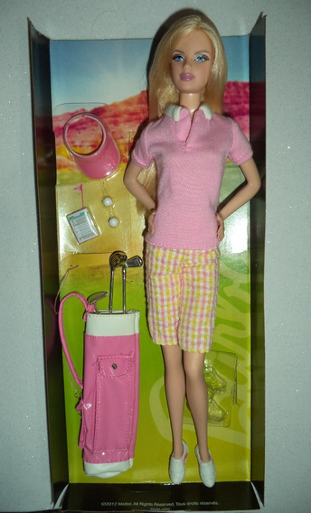 Barbie Collector Reino Unido Em Corpomm+ Roupa The Look Raro