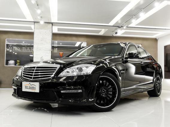 Mercedes-benz S63 Amg 2010 Blindado