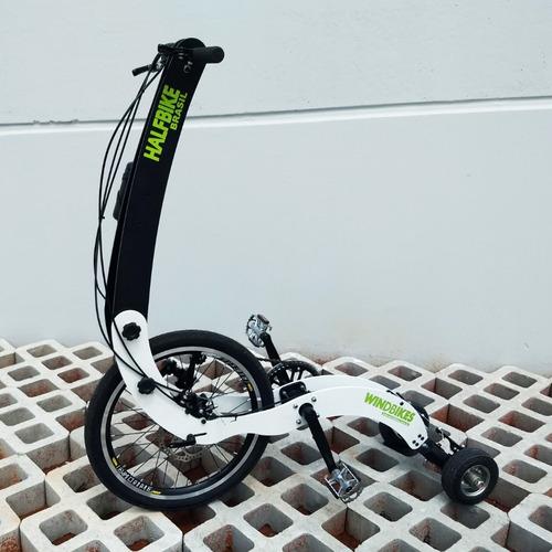 Half Trike Brasil Alum. Dobrável Freio À Disco 7 Velocidades