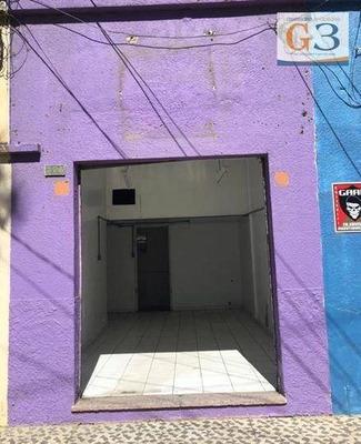 Loja Comercial Para Locação, Fragata, Pelotas. - Lo0134