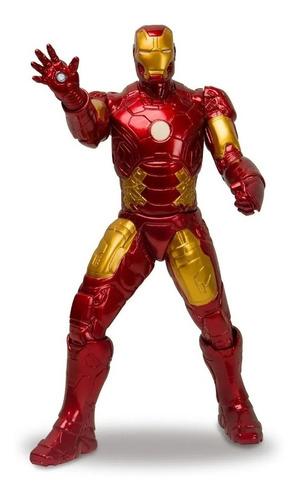Boneco Homem De Ferro Iron Man Avengers Revolution - Mimo