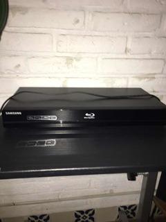 Reproductor De Dvd Hd Blue Rey, Con Entrada Ethernet Y Usb