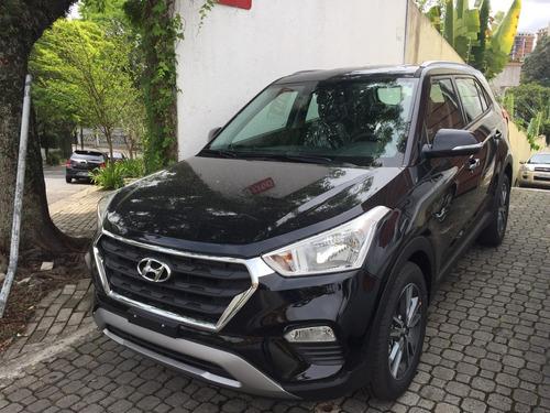 Hyundai Creta 1.6 Pulse Plus Flex Okm A Pronta Entrega