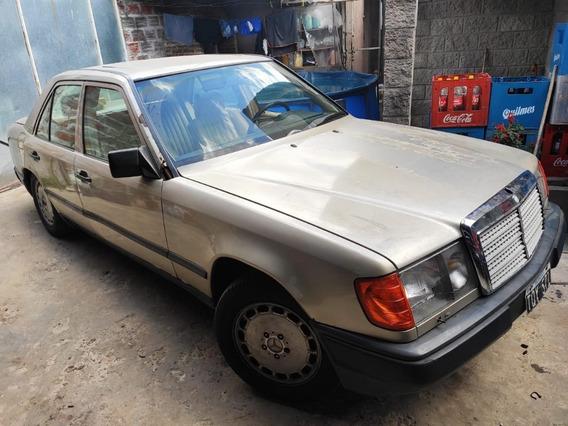 Mercedes Benz 300 Diesel Turbo Titular Sin Deudas A Reparar