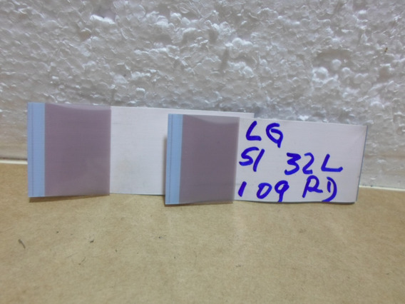 Flats (par) Da Tv Lg Mod. 32lv 3700 (1-09rd)