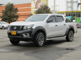 Nissan Frontier Np300 2500cc Mt Aa 2ab Abs