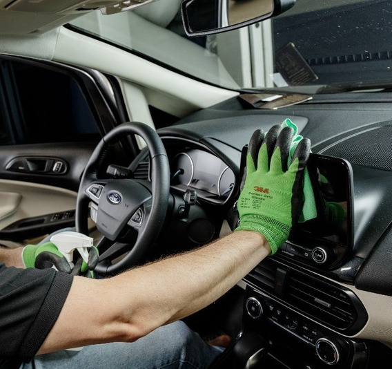 Serviço Desinfecção De Veículos Ford