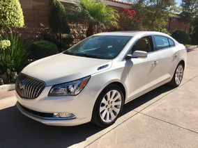 Buick Lacrosse 3.6 Paq C At 2014