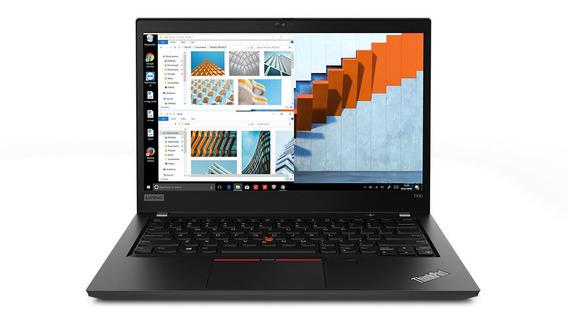 Laptop Lenovo I5 8gb 256gb Ssd Thinkpad T490 14