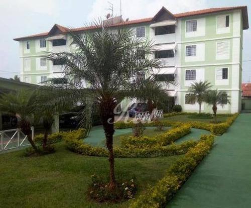 Apartamento No Condomínio Jardim Das Figueiras - Suzano - Ap1690