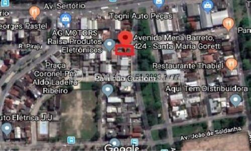 Imagem 1 de 1 de Terreno, 292 M², Santa Maria Goretti - 194712
