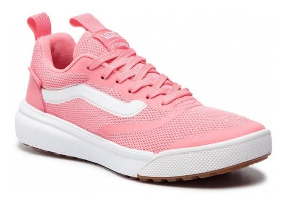 Zapatillas Vans Ultrarange Rapiweld Strawberry Pink Mujer