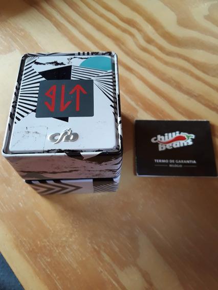 Relógio Chilli Beans 9li - Linha Arte Urbana