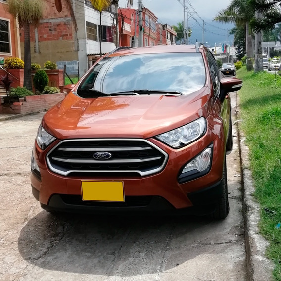 Ford Ecosport 2.0 2018 Aut 9.000 Km