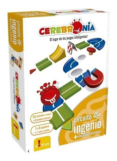 Juego De Mesa De Ingenio Educativo Cerebronia Bontus Byp