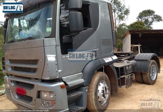 Caminhão Iveco Stralis Hd/nr 490-s38t 2p (diesel) Ref.185162