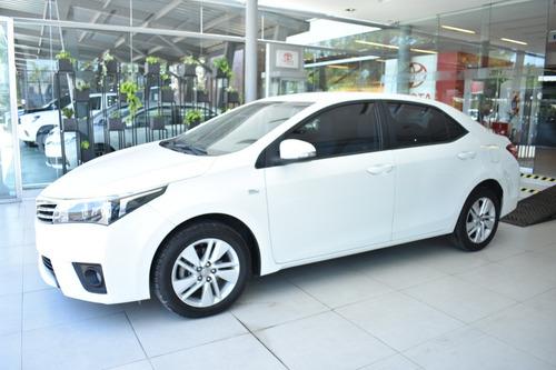 Toyota Corolla Xei Pack 1.8 Cvt - Nafta - 2016