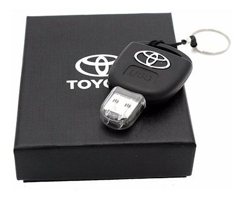 Pen Drive Toyota Chave 64gb - 3.0 + Caixa De Presente