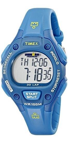 Relojes Deportivos,t5k7579j Timex Ironman Mujeres Tradic..