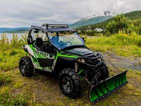 2015 Arctic-cat Wildcat 700xt Trail 4x4