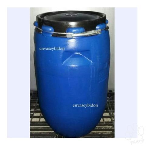 Bidon Plástico 120 Lts Tapa Araña Desmontable