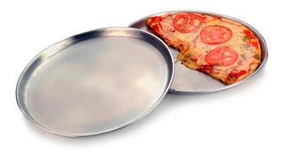 Pizzera De Aluminio - 32 Cms Línea Economica