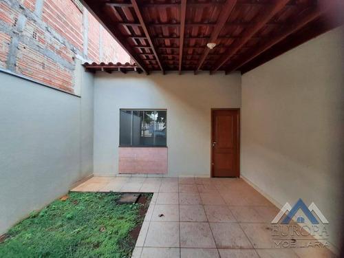 Casa À Venda, 89 M² Por R$ 240.000,00 - Jardim Vale Verde - Londrina/pr - Ca1453