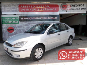 Ford Focus 1.6 Ambiente 2009 Rpm Moviles
