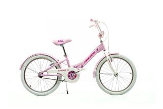 Bicicleta Firebird Fantasy Rodado 20 Nena Envio Gratis