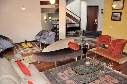 Casa Com 4 Dormitórios À Venda, 360 M² Por R$ 1.200.000,00 - Granja Viana - Cotia/sp - Ca1592