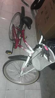 Bicicleta Niña, Rodado 24