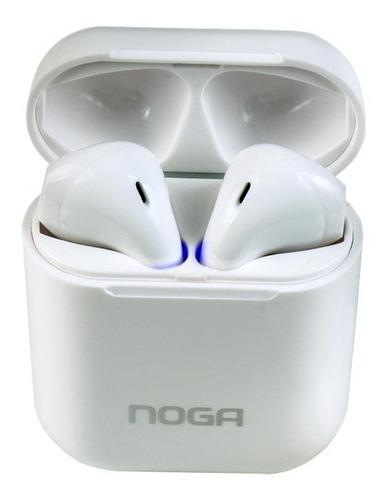 Auriculares In Ear Bluetooth Noga Twins 5 Manos Libres