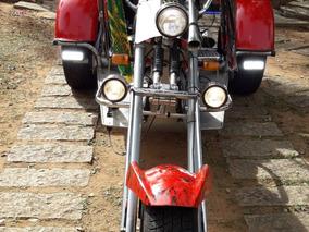 Triciclo Muller (do Alemão) Tr 1.8 2013 Impecável
