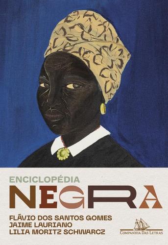 Imagem 1 de 1 de Livro Enciclopedia Negra De Flavio Dos Santos Gomes