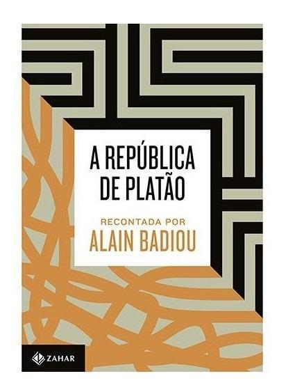Livro - Republica De Platao, A