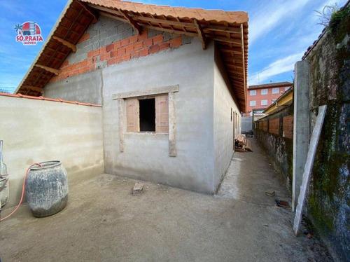Imagem 1 de 17 de Casa Com 2 Dormitórios À Venda, 85 M² Por R$ 289.900 - Nossa Senhora De Fátima - Mongaguá/sp - Ca5393