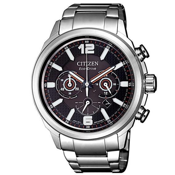 Relógio Citizen Eco-drive Cronógrafo Tz20911t - Ca4380-83e