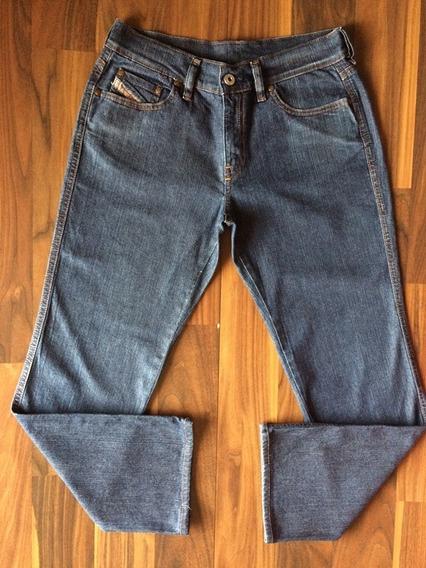 Calça Jeans Feminina Diesel 40 Stretch Original Importada
