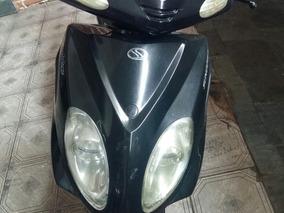 Moto Scooter Sundown Future 125