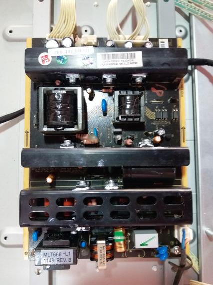 Placa Fonte Tv Philco Modelo Ph32m3