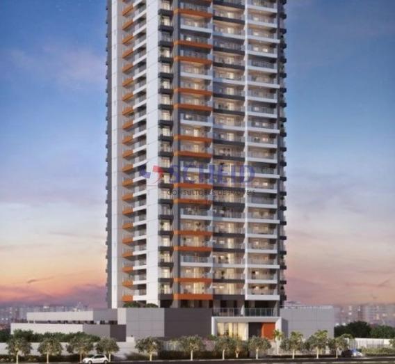 Apartamento Novo À Venda | Bairro Santo Amaro - Zona Sul | Com 02 Dorms., 01 Vaga E Área De 65m². - Mr68144