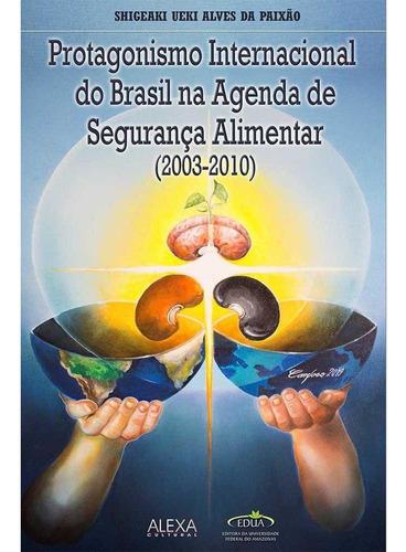 Imagem 1 de 1 de Protagonismo Internacional Do Brasil Na Agenda De Segurança
