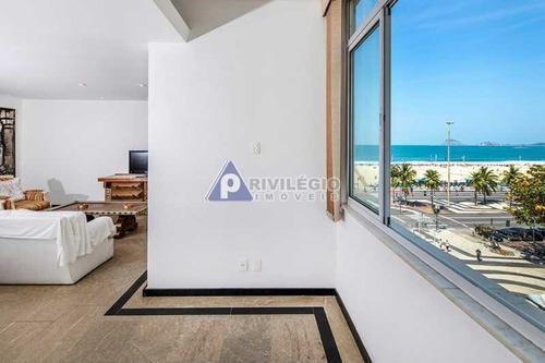 Imagem 1 de 24 de Apartamento À Venda, 4 Quartos, 1 Suíte, 1 Vaga, Copacabana - Rio De Janeiro/rj - 3171