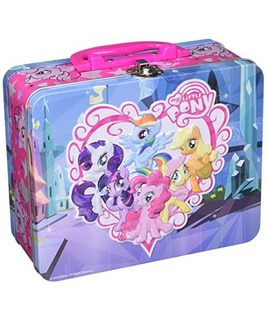 Puzzle My Little Pony Tin 48 Piezas De Cardinal