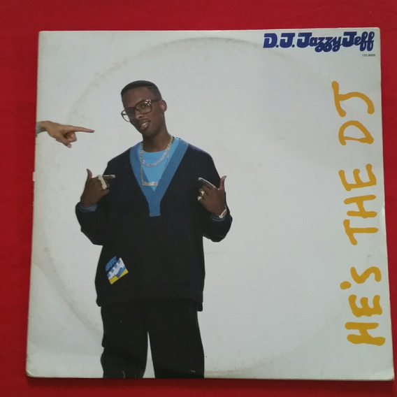 Lp Vinil Dj Jazzy Jeff & Fresh Prince - He´s The Dj Duplo